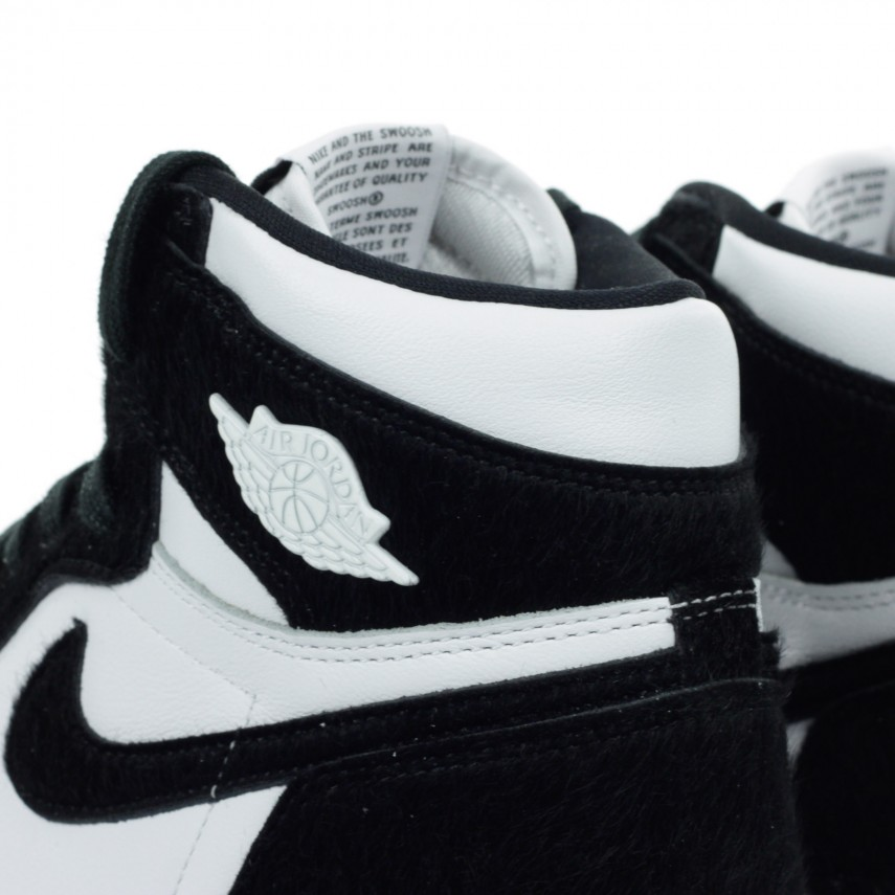 air jordan 1 panda scarpe