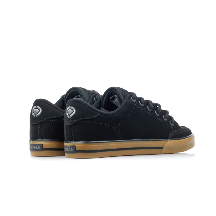 official photos 10528 01490 SCARPE SKATE LOPEZ 50 BLACK/GUM