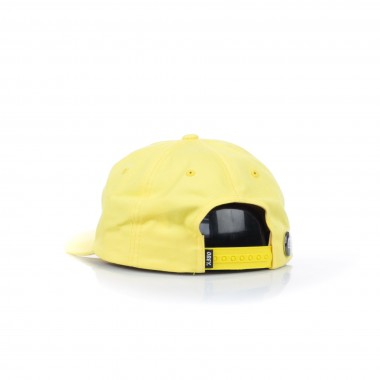 CAPPELLO VISIERA CURVA CUTTY 6 PANEL XS