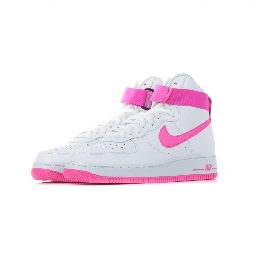 air force 1 donna con baffo rosa