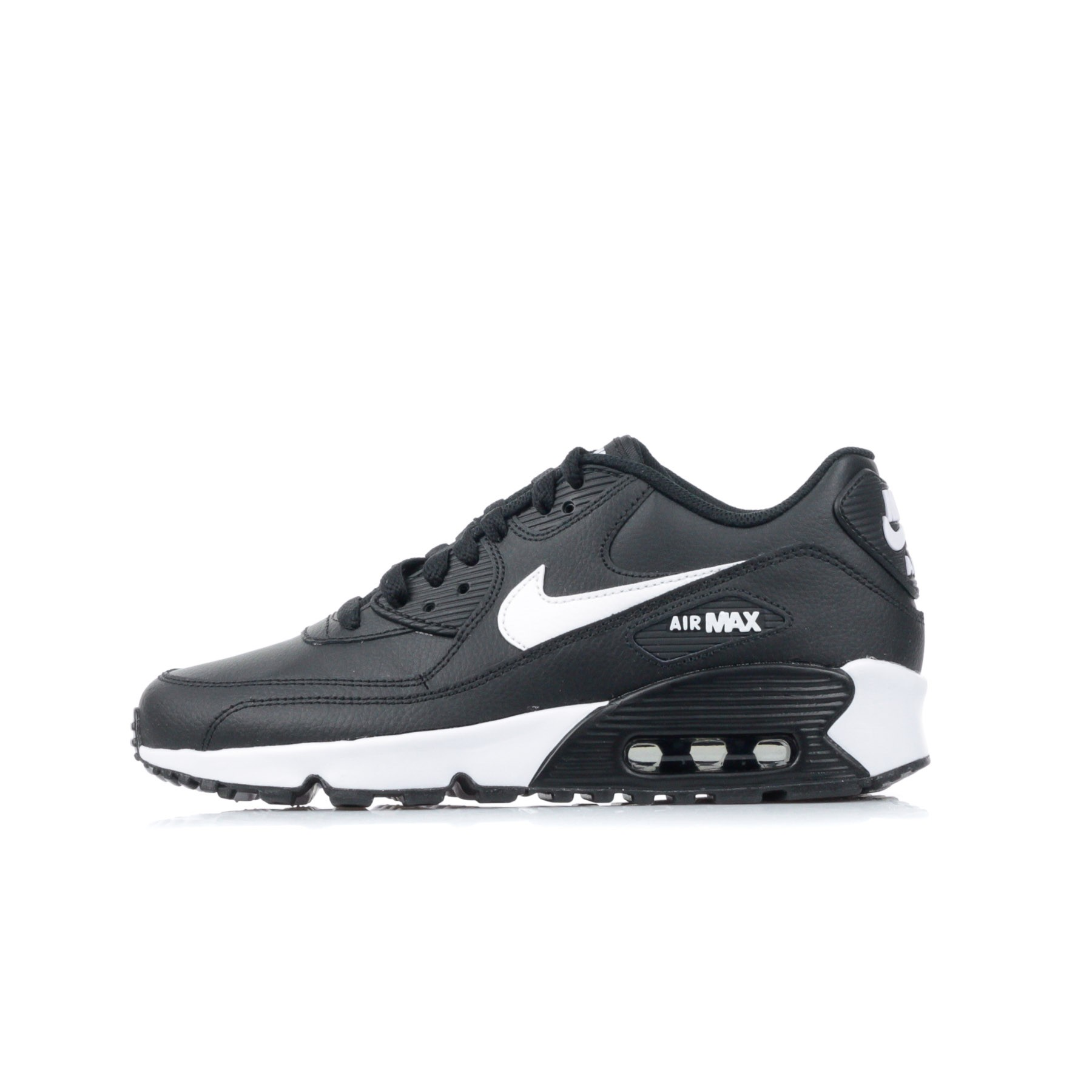 Nike Air Max 90 Leather, Women's Low Top Sneakers