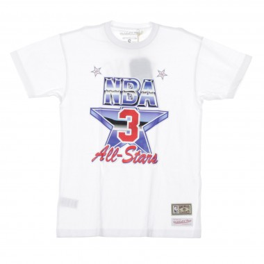 MAGLIETTA NBA NAME  NUMBER TEE NO3 PATRICK EWING ALL STAR EST 1991 42.5