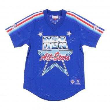 CASACCA NBA MESH V-NECK TEAM DNA SUBLIMATION ALL STAR GAME 1991 42.5