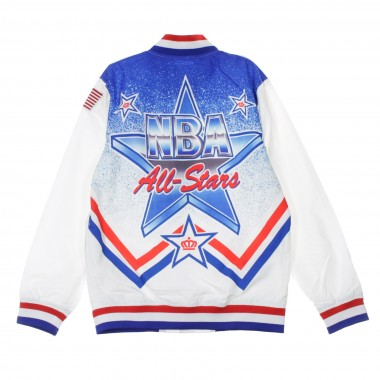 GIUBBOTTO GIACCA A VENTO ALL STAR WARM UP JACKET ALL STAR GAME EAST 1991