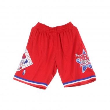 PANTALONE CORTO BASKET NBA SWINGMAN SHORTS ALL STAR GAME WEST 1991 42.5