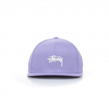 FLAT BILL SNAPBACK STOCK CAP
