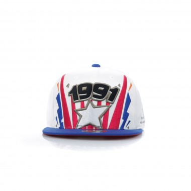 CAPPELLO SNAPBACK ALL STAR GAME 1991 91 TICKET BURST SNAPBACK snap