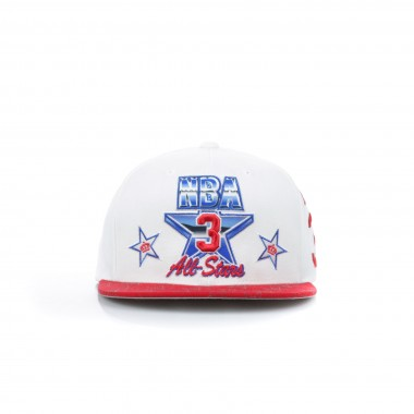 FLAT BILL CAP SNAPBACK ALL STAR 1991 NO3 PATRICK EWING ALL STAR GAME EAST EWING SNAPBACK