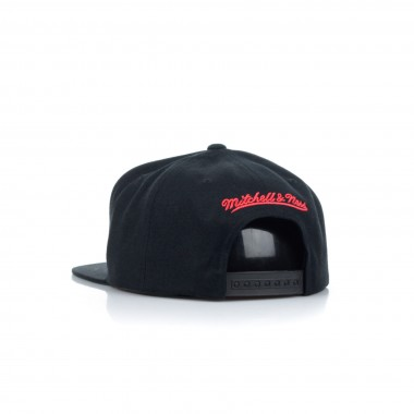 CAPPELLO SNAPBACK WOOL SOLID SNAPBACK PHI76E snap
