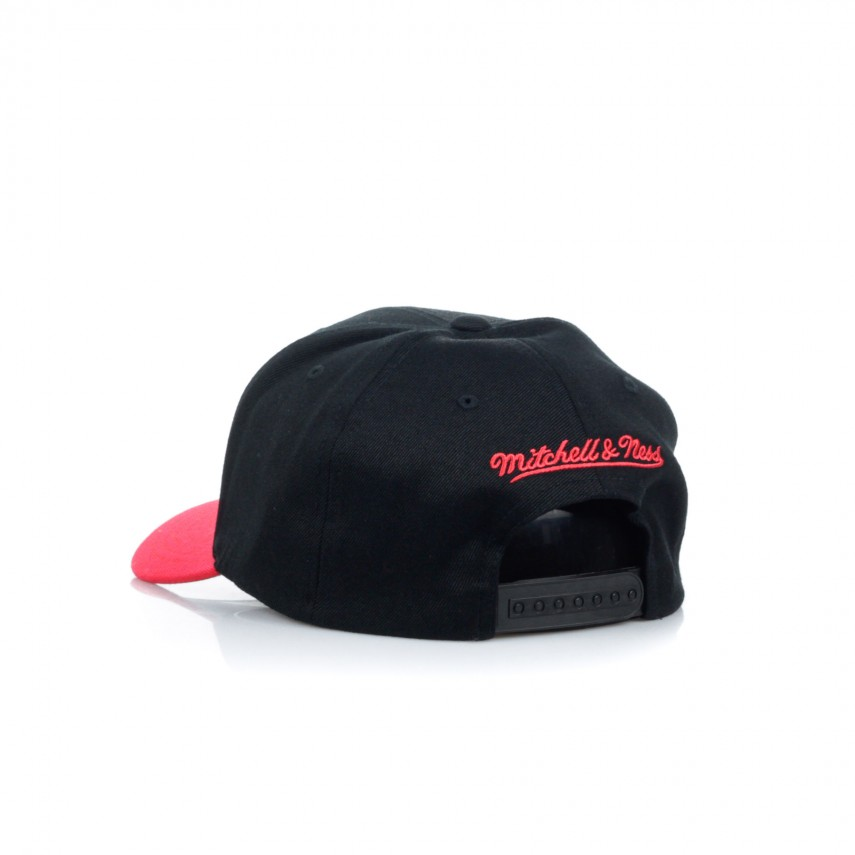 CURVED BILL CAP 2 TONE 110 HOUROC