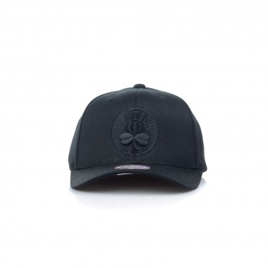 CAPPELLO VISIERA CURVA BLACK ON BLACK 110 BOSCEL snap