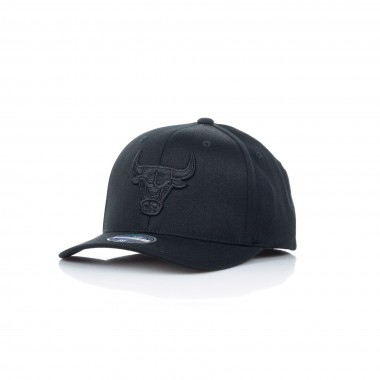 CURVED BILL CAP BLACK ON BLACK 110 CHIBUL