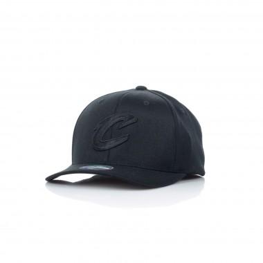 CAPPELLO SNAPBACK BLACK ON BLACK 110 CLECAV snap