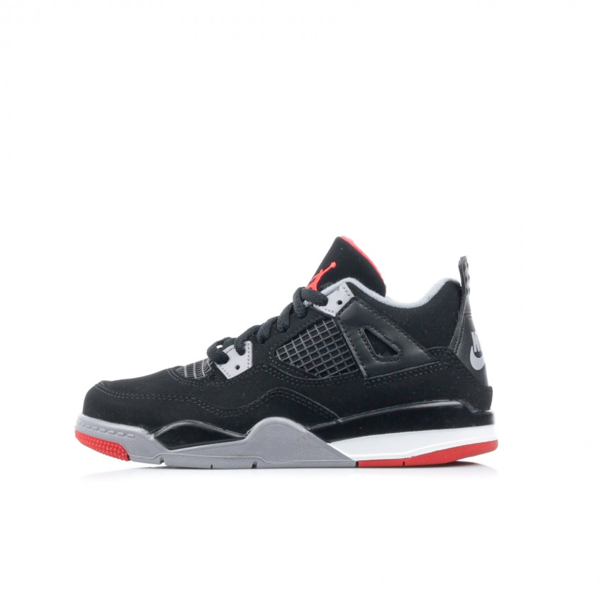 SCARPA ALTA JORDAN 4 RETRO PS BLACKFIRE REDCEMENT GREYSUMMIT WHITE |