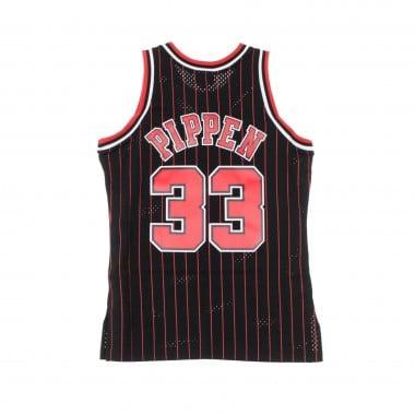 BASKETBALL JERSEY NBA SWINGMAN JERSEY SCOTTIE PIPPEN NO33 1995-96 CHIBUL ALTERNATE