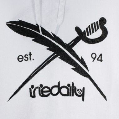 SWEATSHIRT DAILY FLAG HOODED