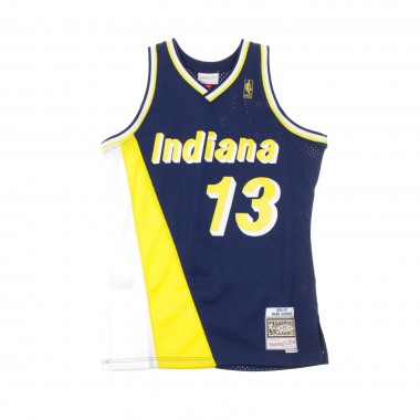 CANOTTA BASKET NBA SWINGMAN JERSEY MARK JACKSON NO13 1996-97 INDPAC ROAD 42.5