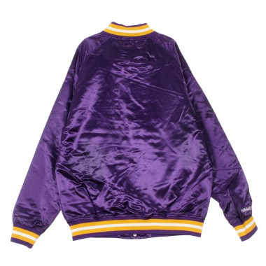 GIUBBOTTO BOMBER NBA LIGHTWEIGHT SATIN JACKET LOSLAK