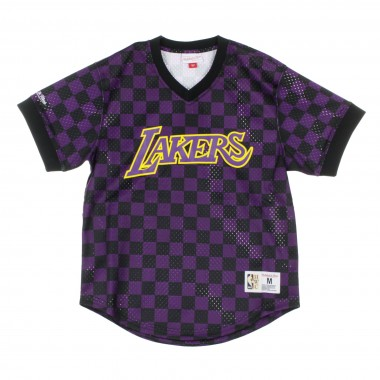 JERSEY NBA WORDMARK MESH V-NECK LOSLAK