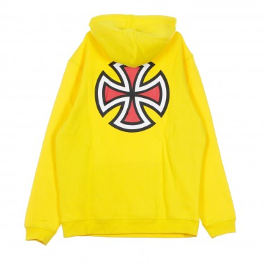 HOODED SWEATSHIRT BAR CROSS HOOD