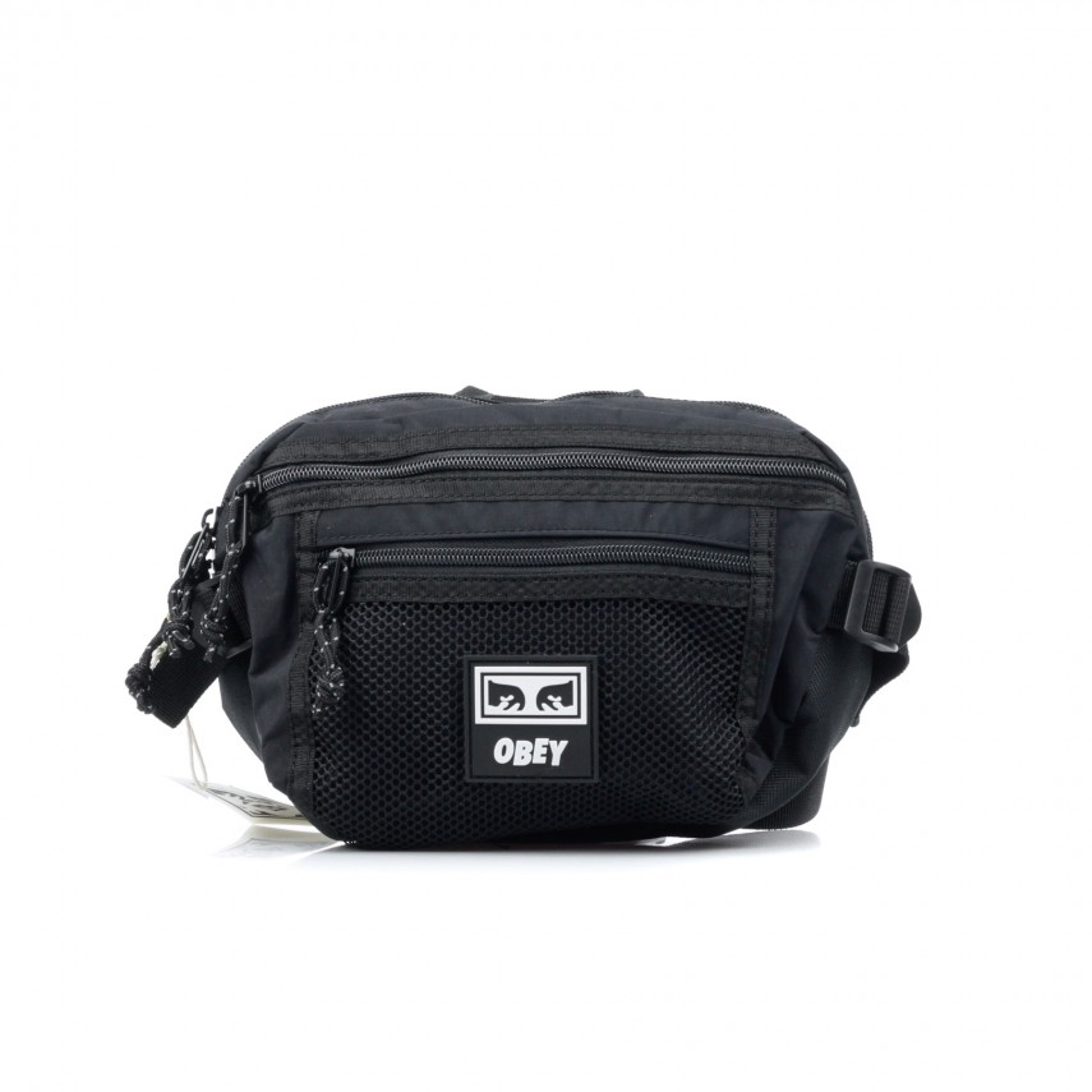 36ba7777a81 MARSUPIO CONDITIONS WAIST BAG BLACK | Atipicishop.com