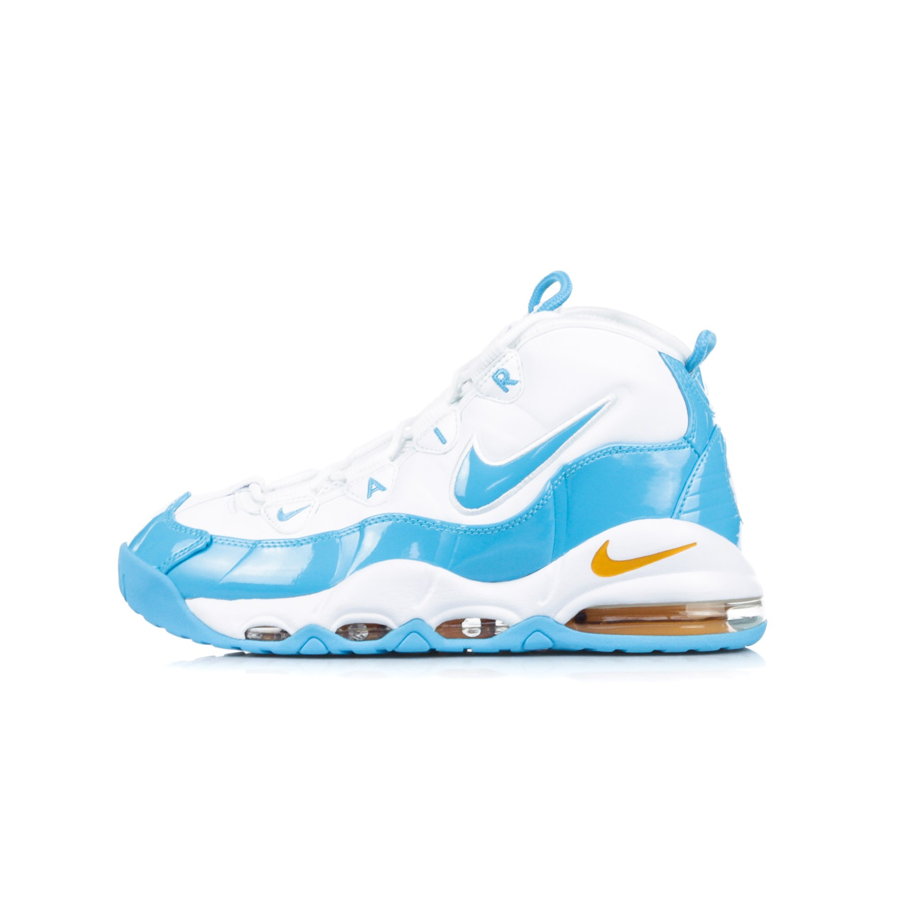 Nike Air Max Uptempo 95 White Red Black