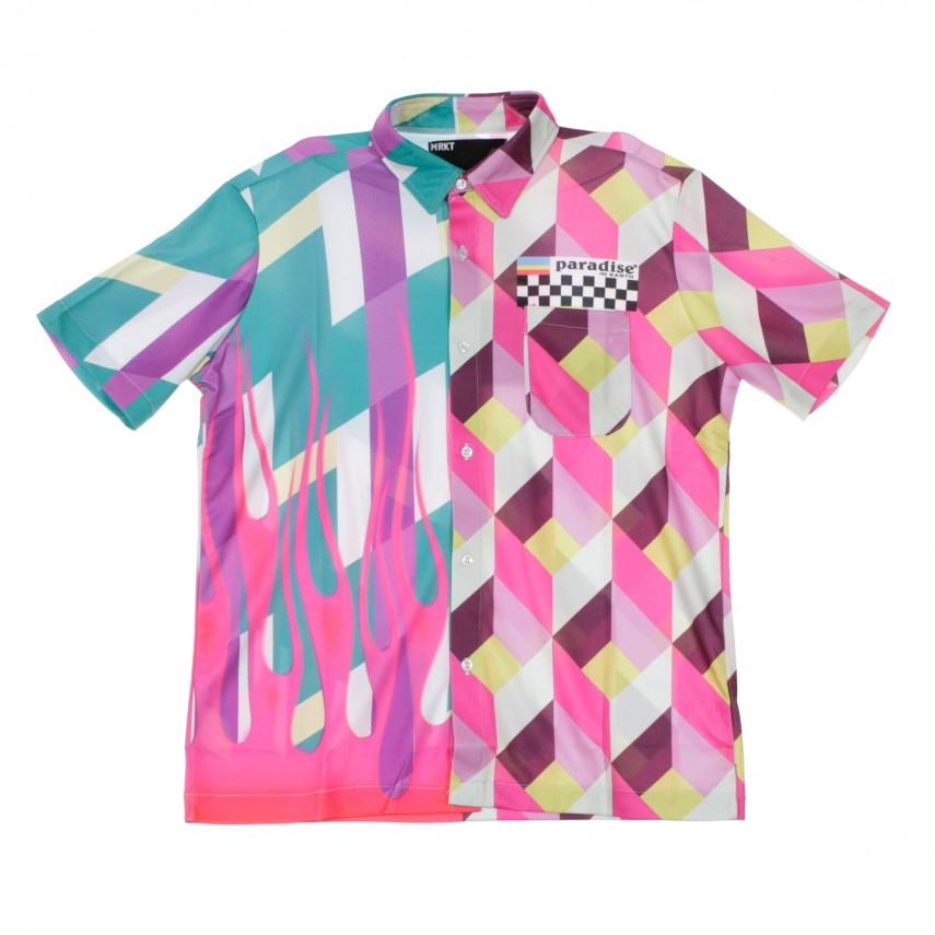 SHORT SLEEVES SHIRT FANTASY SHIRT