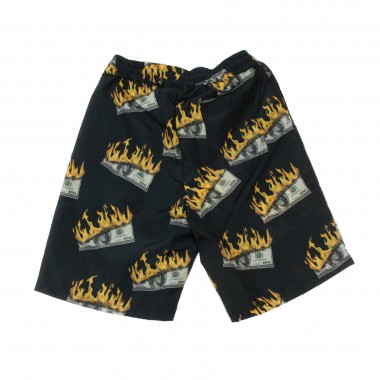 TRACK PANT SHORT FLAME