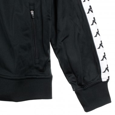 TRACK TOP BAND BOMBER SLIM