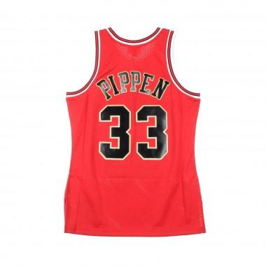 BASKET NBA CHINESE NEW YEAR EDITION SWINGMAN JERSEY SCOTTIE PIPPEN NO33 1997-98 CHIBUL ROAD