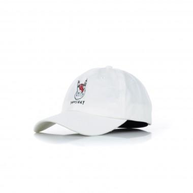 CAPPELLO VISIERA CURVA TONGUE DAD HAT