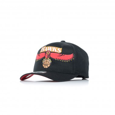 CURVED BILL CAP JERSEY LOGO SNAPBACK ATLHAW