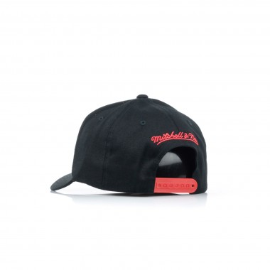 CURVED BILL CAP JERSEY LOGO SNAPBACK HOUROC