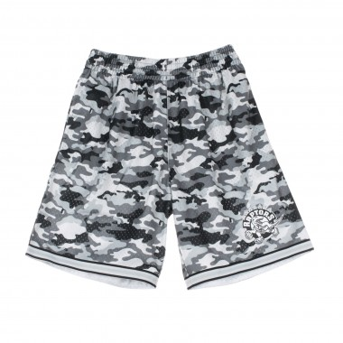 PANTALONCINO TIPO BASKET NBA CAMO MESH TEAM COLOUR SHORT TORRAP
