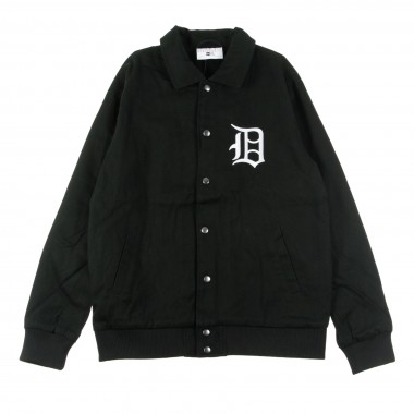 GIACCA COACH JACKET MLB DETROIT COOPERSTOWN JACKET DETTIG