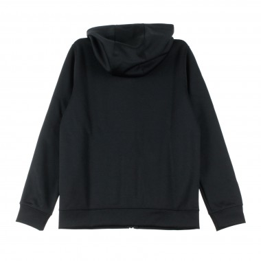 SWEATSHIRT REPEAT FZ POLY HOOD