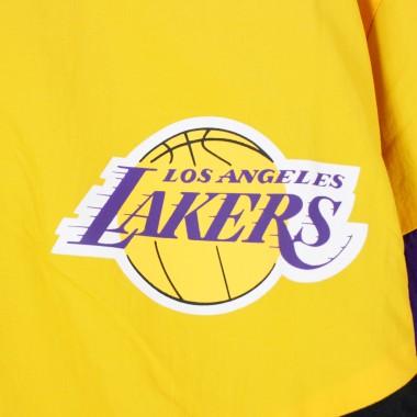 GIACCHETTA TRACK JACKET NBA COLOUR BLOCK LOSLAK
