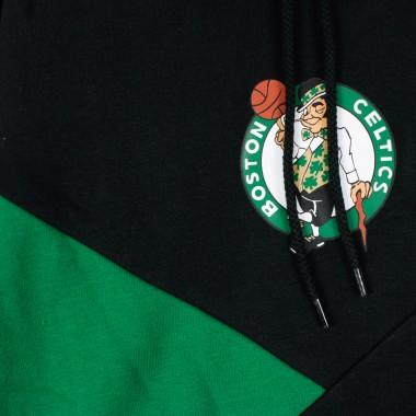 FELPA CAPPUCCIO NBA COLOUR BLOCK PO HOODY BOSCEL