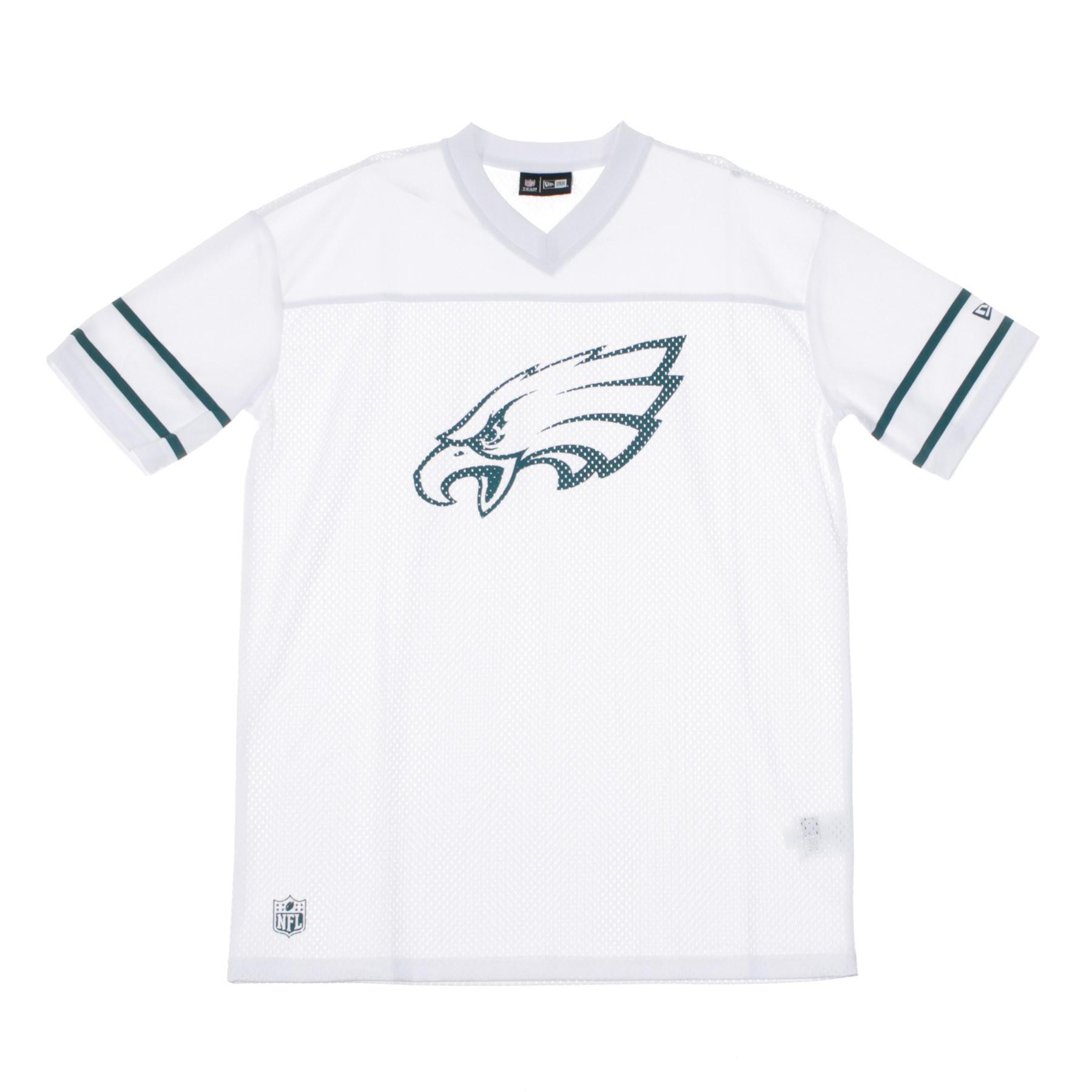 NEW Era NFL MAGLIA JERSEY SHIRT-Philadelphia Eagles
