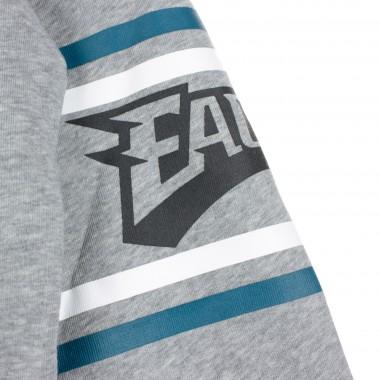FELPA LEGGERA CAPPUCCIO NFL BADGE HOODY PHIEAG