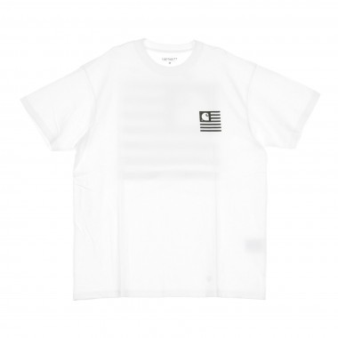 T-SHIRT STATE PATCH T-SHIRT