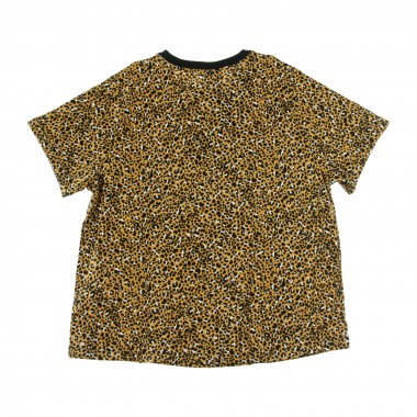 MAGLIETTA TOP PLUS ANIMAL PRINT 45
