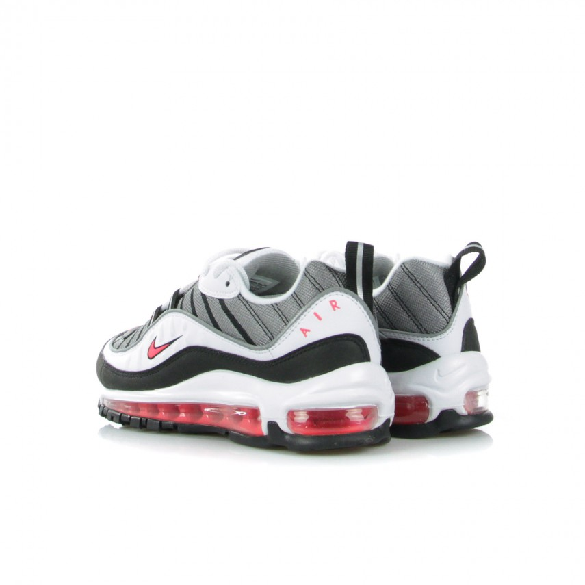 online retailer 4ba4f abed7 LOW SHOE W AIR MAX 98 WHITE/SOLAR RED/DUST/REFLECT SILVER