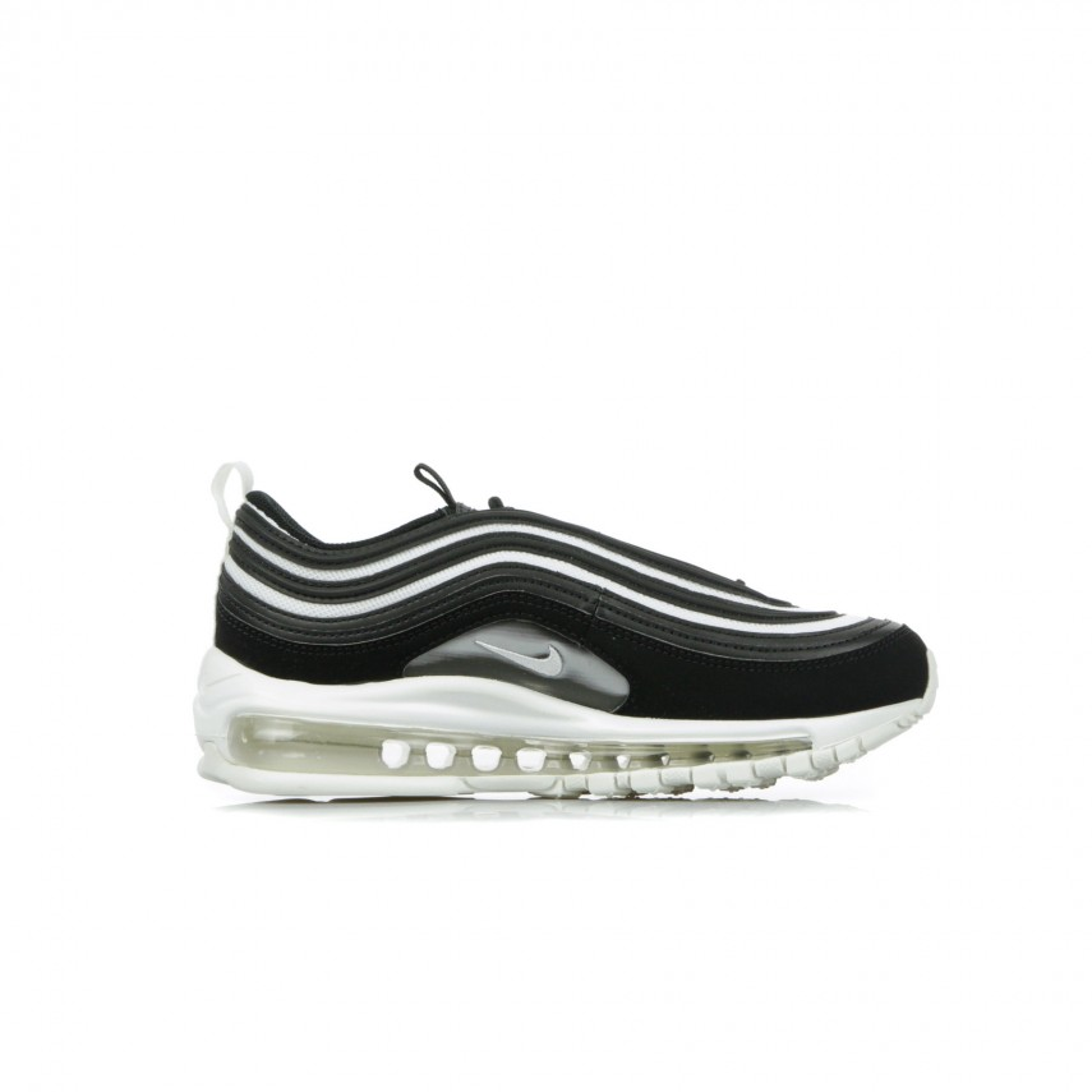 Nike Air Max 97 Black Platinum Tint White   921733 017