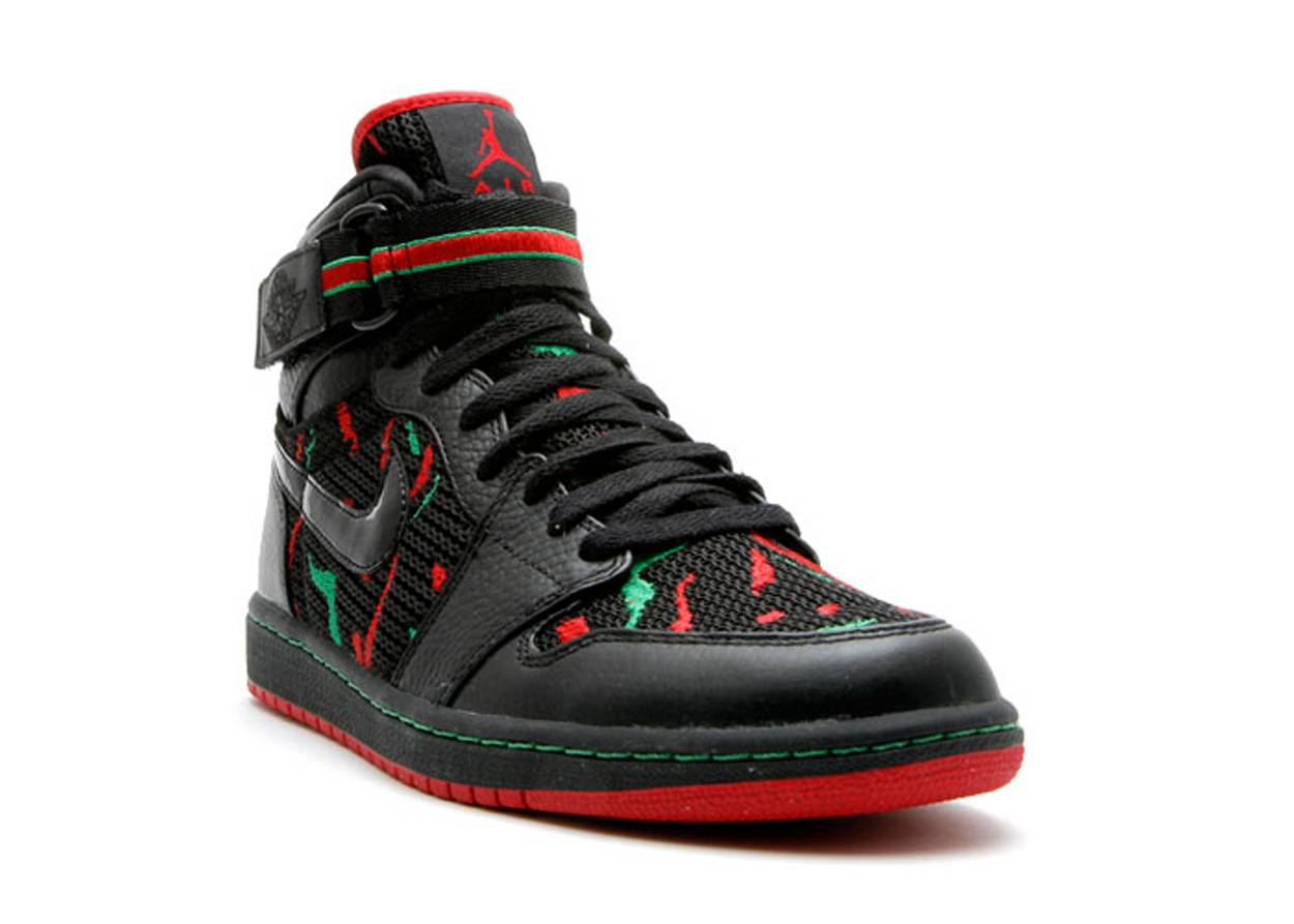 A Tribe Called Quest x Air Jordan 1 High Strap