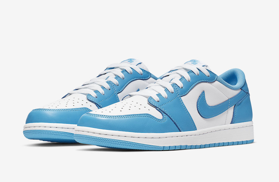 "Nike SB x Air Jordan 1 Low Eric Koston ""UNC"""