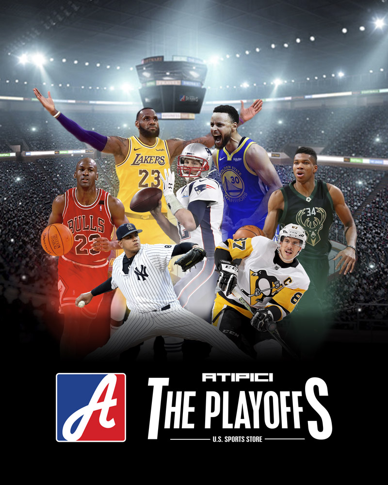 Apre ATIPICI The Playoffs